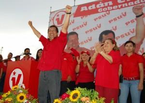 Prof. Adán Chávez, Candidato a la Gobernación del estado Barinas